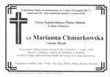 Chmurkowska Marianna