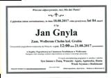 Gnyla Jan