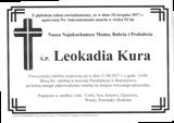 Kura Leokadia