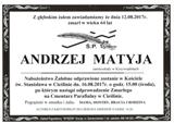 Matyja Andrzej
