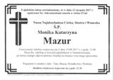 Mazur Monika