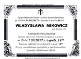 Mikowicz Władysława