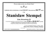 Stempel Stanisław