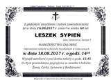 Sypień Leszek