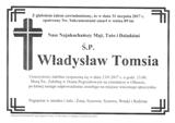 Tomsia Władysław