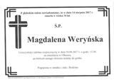 Weryńska Magdalena