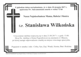 Wilkońska Stanisława