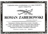 Zabierowski Roman