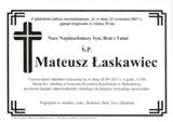 Łaskawiec Mateusz