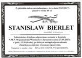 Bierlet Stanisław