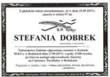 Dobrek Stefania