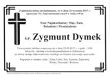 Dymek Zygmunt