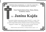 Kajda Janina