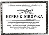 Mrówka Henryk