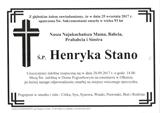 Stano Henryka