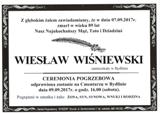 Wiśniewski Wiesław