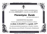 Żurek Florentyna