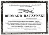 Baczyński Bernard