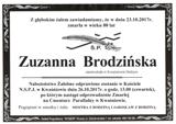 Brodzińska Zuzanna