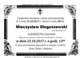 Długoszewski Mieczysław