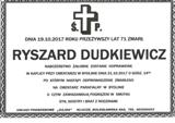 Dudkiewicz Ryszard