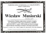 Musiorski Wiesław