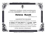 Rusek Helena