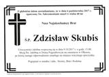 Skubis Zdzisław