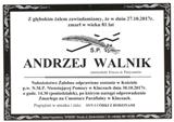 Walnik Andrzej