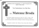 Broda Mateusz