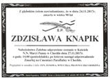 Knapik Zdzisława