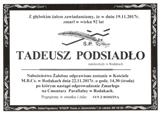 Podsiadło Tadeusz