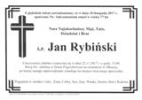 Rybiński Jan