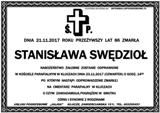 Swędzioł Stanisława