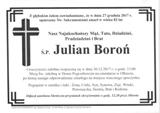Boroń Julian