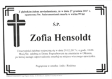 Hensoldt Zofia