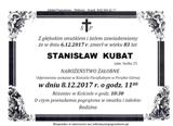 Kubat Stanisław