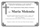 Molenda Maria