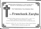 Zaręba Franciszek