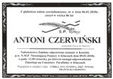 Czerwiński Antoni