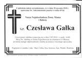 Gałka Czesława