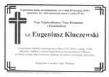 Kluczewski Eugeniusz