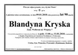 Kryska Blandyna