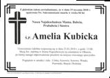 Kubicka Amelia