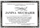 Muchajer Janina