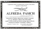 Pasich Alfreda