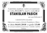 Pasich Stanisław