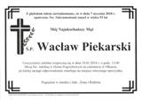 Piekarski Wacław