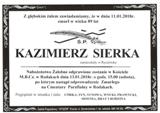 Sierka Kazimierz