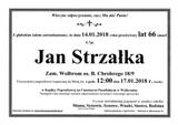 Strzałka Jan